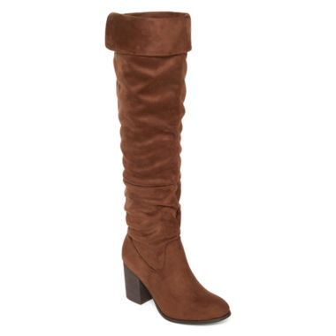 jcpenney.com | Diba® London Tracey Over- the- Knee Boots