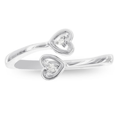 jcpenney.com | Diamond Accent Sterling Silver Promise Ring