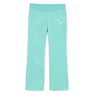 jcpenney.com | Okie Dokie® Pull-On Fleece Pants - Toddler Girls 2t-5t
