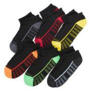 U.S. Polo Assn.® 6-pk. Low-Cut Socks - Boys