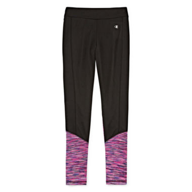 jcpenney.com | Champion® Colorblock Leggings - Girls 7-16
