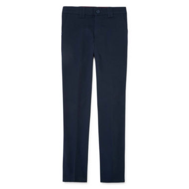 jcpenney.com | Dickies® Straight-Leg Stretch Skinny Pants - Girls 7-16