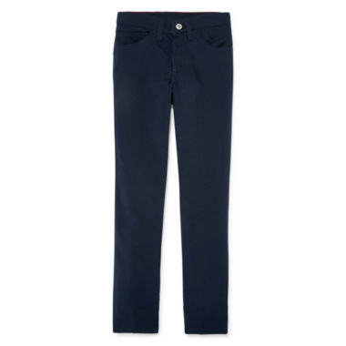 jcpenney.com | Dickies® Skinny-Fit Straight-Leg Stretch Slim Pants - Girls 7-16