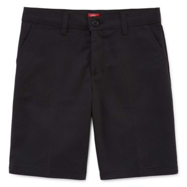 jcpenney.com | Dickies© Slim-Fit Flat-Front Shorts - Preschool Girls 4-6x
