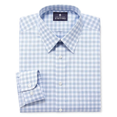 jcpenney.com | Stafford® Comfort Stretch Broadcloth Dress Shirt