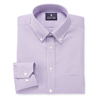 jcpenney.com | Stafford® Executive Non-Iron Oxford Dress Shirt -Big & Tall