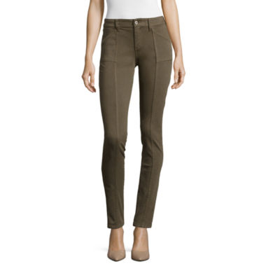 jcpenney.com | Arizona Luxe Stretch Twill Jeggings