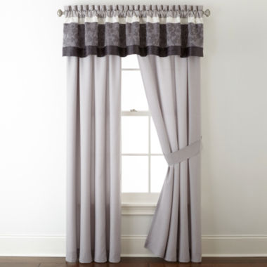 jcpenney.com | Home Expressions™ Nuance 2-Pack Curtain Panels