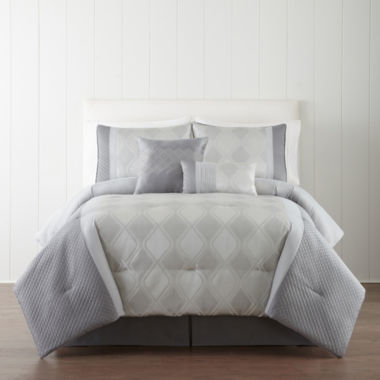 jcpenney.com | Studio™ Asher 6-pc. Comforter Set