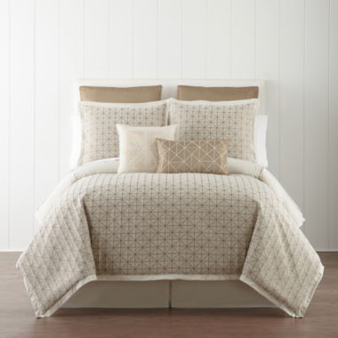 jcpenney.com | Studio™ Intersect 4-pc. Comforter Set