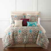 JCPenney Home™ Casbah 4-pc. Comforter Set & Accessories