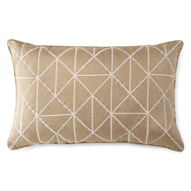 jcpenney.com | Studio™ Intersect Oblong Decorative Pillow