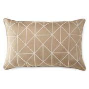 Studio™ Intersect Oblong Decorative Pillow