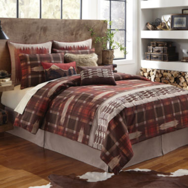 jcpenney.com | Croscill Classics® Mountain 4-pc. Comforter Set & Accessories