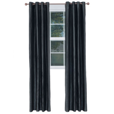 jcpenney.com | Cambridge Home Wavy 2-Pack Grommet-Top Curtain Panels