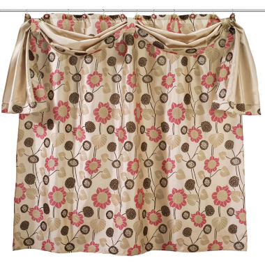 jcpenney.com | Popular Bath Lillian Shower Curtain