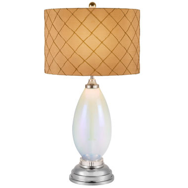jcpenney.com | Catalina Opal Glass Table Lamp