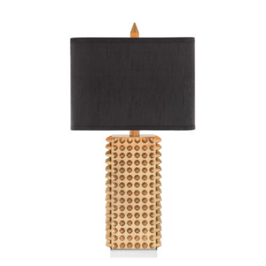 jcpenney.com | Catalina Gold Spiked Table Lamp