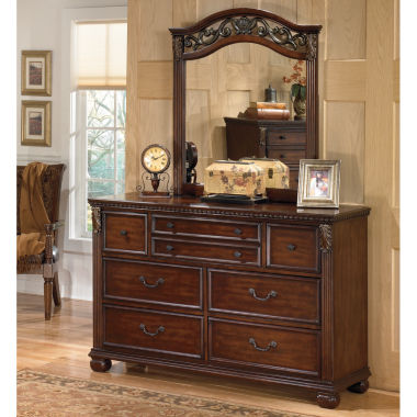 jcpenney.com | Signature Design by Ashley® Leahlyn Dresser and Mirror