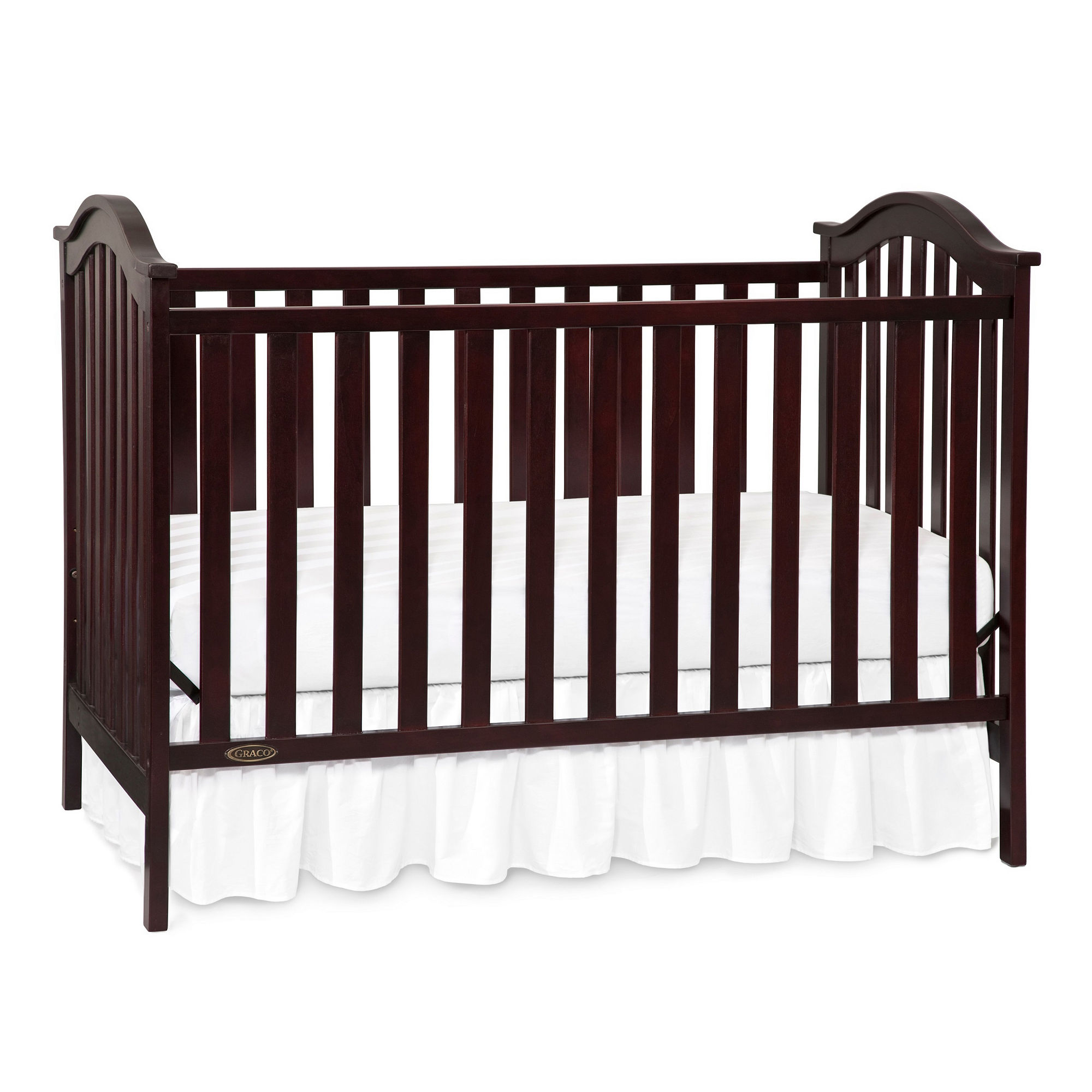 Get Verona Fixed Side Convertible Crib Limited