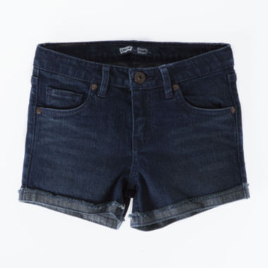jcpenney.com | Levi's® Dockside Shorties - Girls 7-16