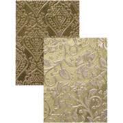 Spellbinders™ M-Bossabilities™ A2 Card Embossing Folder, Enchanted