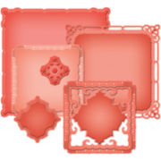 Spellbinders™ Nestabilities® Majestic Elements Die, Marvelous Squares