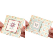 Sizzix® Movers & Shapers Large Base Die Card, Square Flip-Its