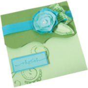 Sizzix® Bigz™ XL Die, Ornate Tri-Fold Card