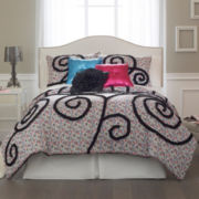 Seventeen® Liberty Ruffle Comforter Set & Accessories