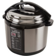 Emson Indoor Food Smoker & Cooker