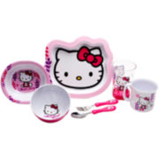Zak Designs® Hello Kitty 8-pc. Dinnerware Set