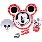 Zak Designs® Mickey Mouse 8-pc. Dinnerware Set