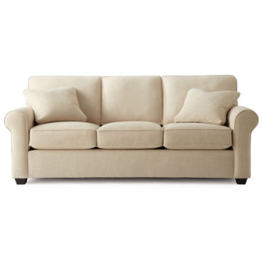 jcpenney.com | Fabric Possibilities Roll-Arm Sofa