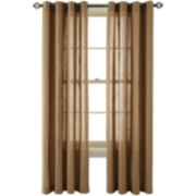 MarthaWindow™ Capri Twill Grommet-Top Curtain Panel
