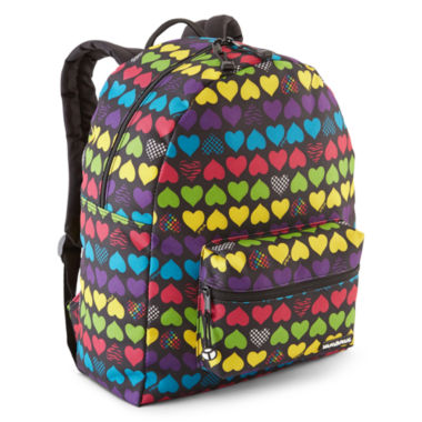jcpenney.com | Yak Pak® Hearts Backpack
