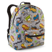 Yak Pak® Retro Comics Backpack