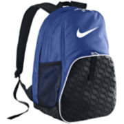 Nike® Brasilia Backpack – Blue
