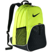 Nike® Brasilia Backpack – Volt