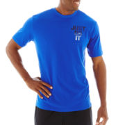 Nike® Just Do It Free Dri-FIT Tee