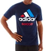 adidas® Soccer World Cup Tee