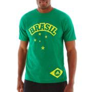 adidas® Brazil World Cup Tee