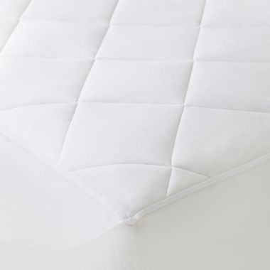 jcpenney.com | Serta® Perfect Sleeper® Microban® Allergen Barrier 233tc Mattress Pad