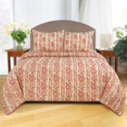 Park B. Smith Le Flaive Floral Quilt & Accessories
