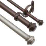 JCPenney Home™ Prescott Curtain Rod Collection