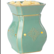 Candle Warmers™ Vintage Turquoise Illumination Fragrance Warmer