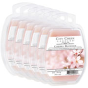 City Creek Candles™ Set of 6 Wax Melts – Cherry Blossom