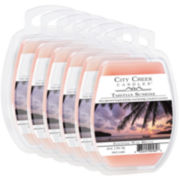 City Creek Candles™ Set of 6 Wax Melts – Tahitian Sunrise