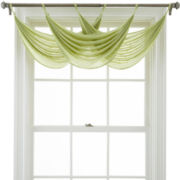 MarthaWindow™ Flutter Waterfall Valance