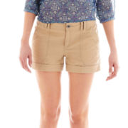 a.n.a® Cuffed Cargo Shorts